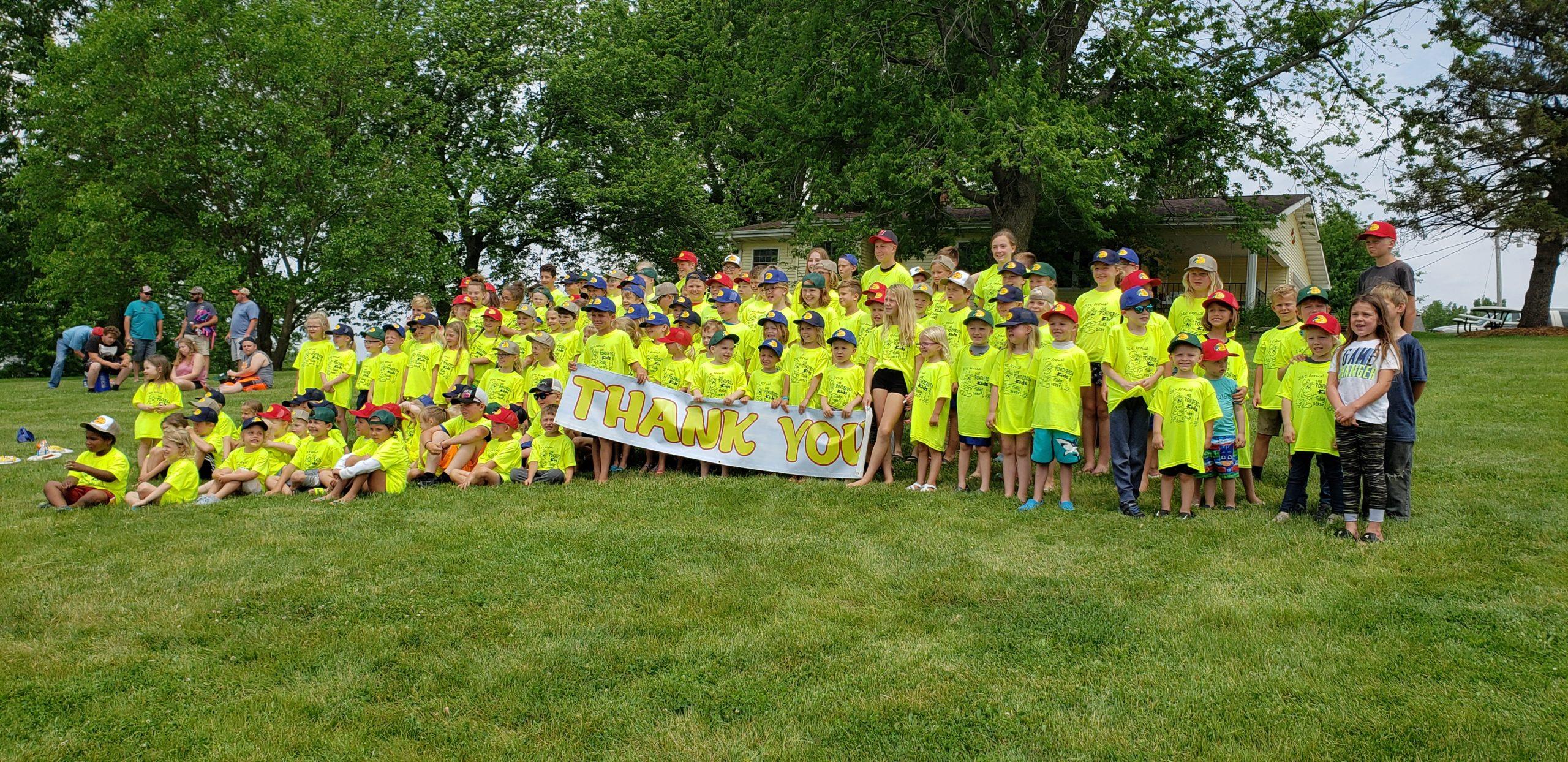 22nd Annual Kids Fish'n Derby